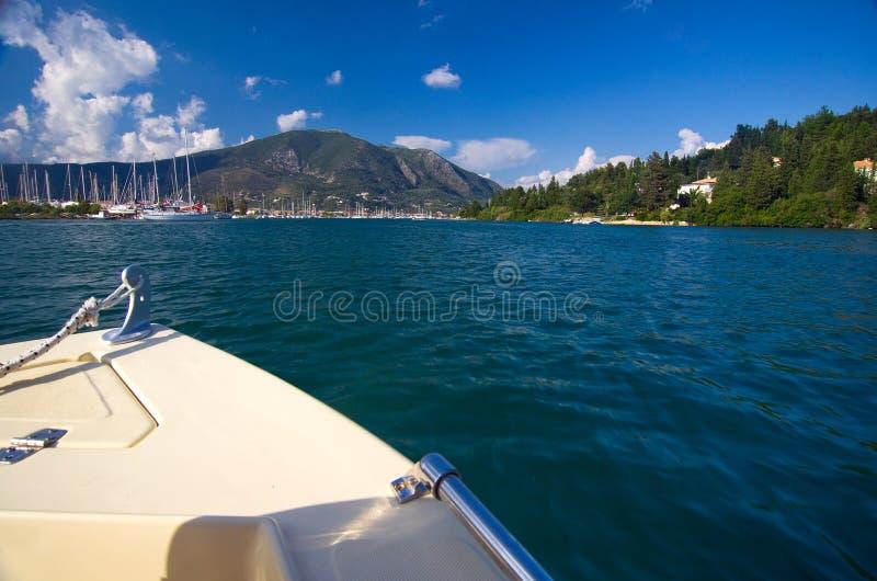 Greece - Lefkada - Nydri stock photos
