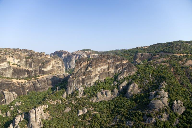 Greece. Meteora royalty free stock image