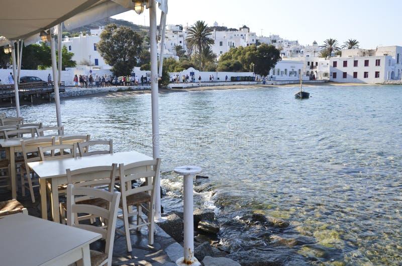 greece mykonos royaltyfri foto