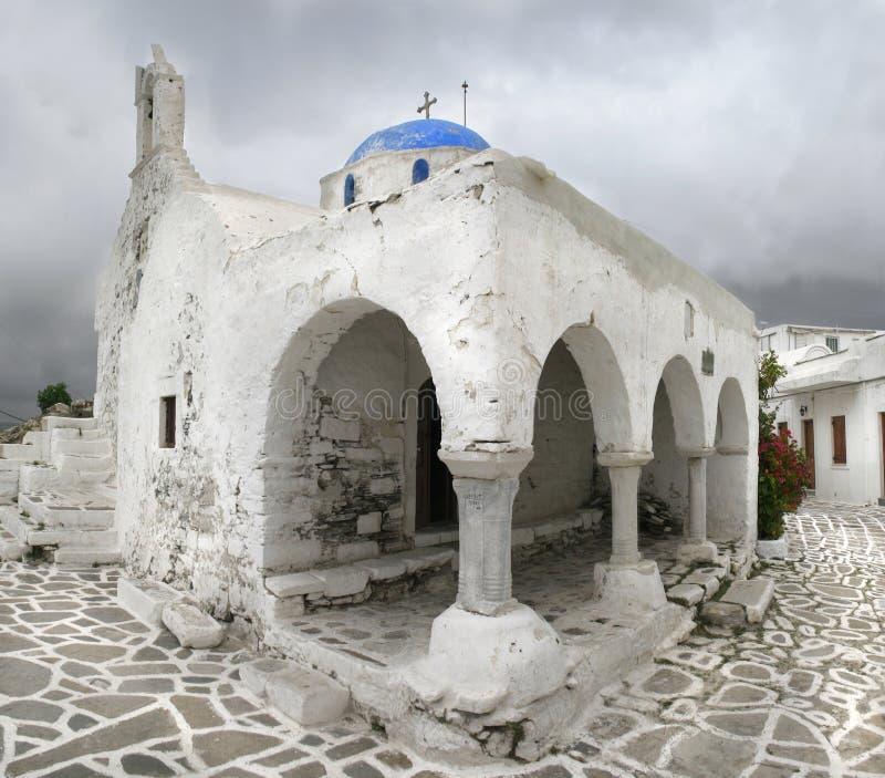 greece paros arkivbilder