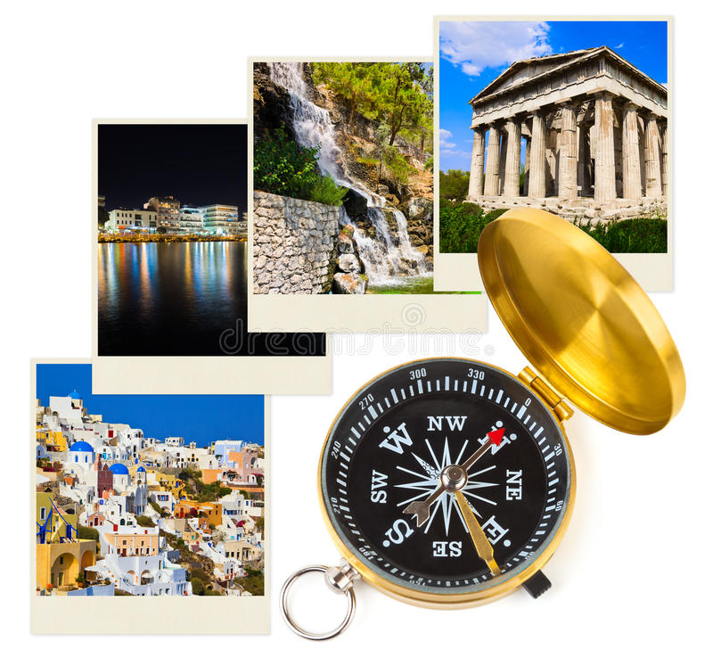 Download Greece Photography And Compass Stock Photo - Image: 19522096