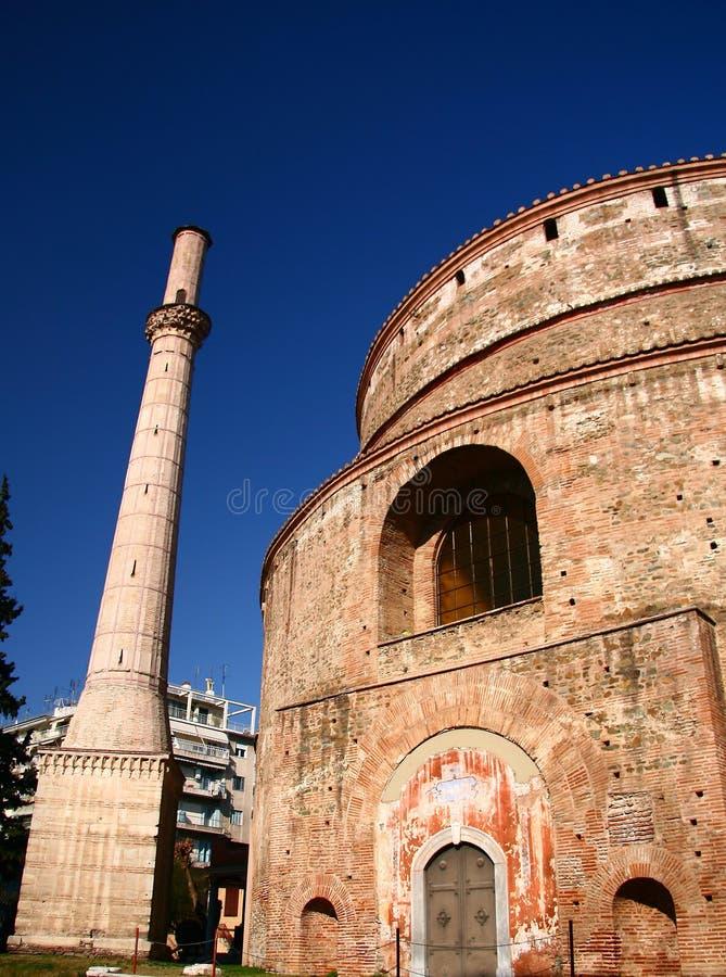 greece rodonta świątynia obraz stock