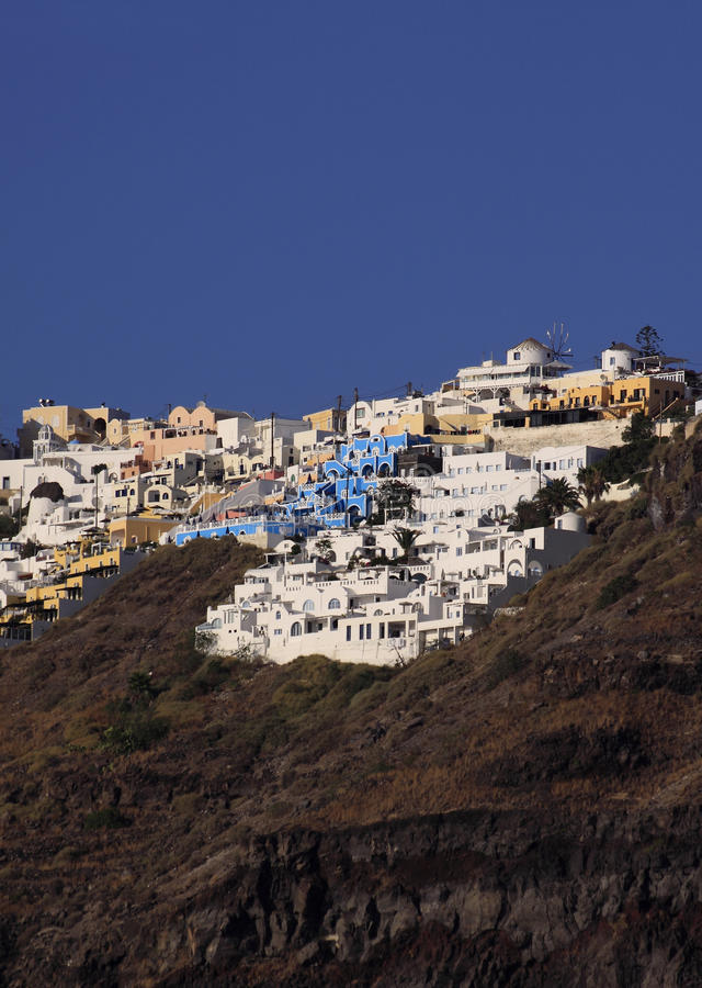 Download Greece, Santorini, Fira Stock Images - Image: 22707904