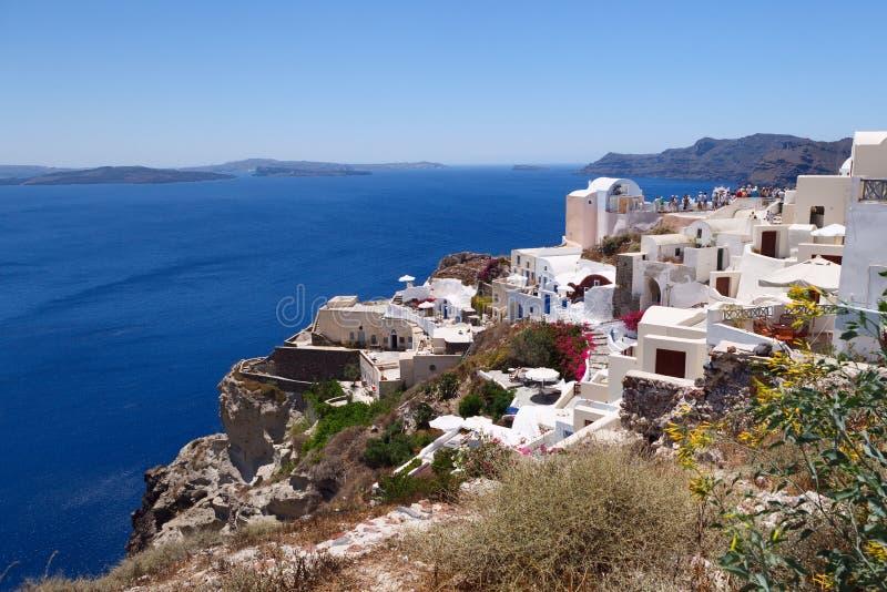 Greece, Santorini Views royalty free stock photography