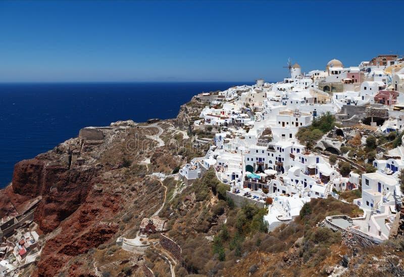 Greece, Santorini Views royalty free stock photo