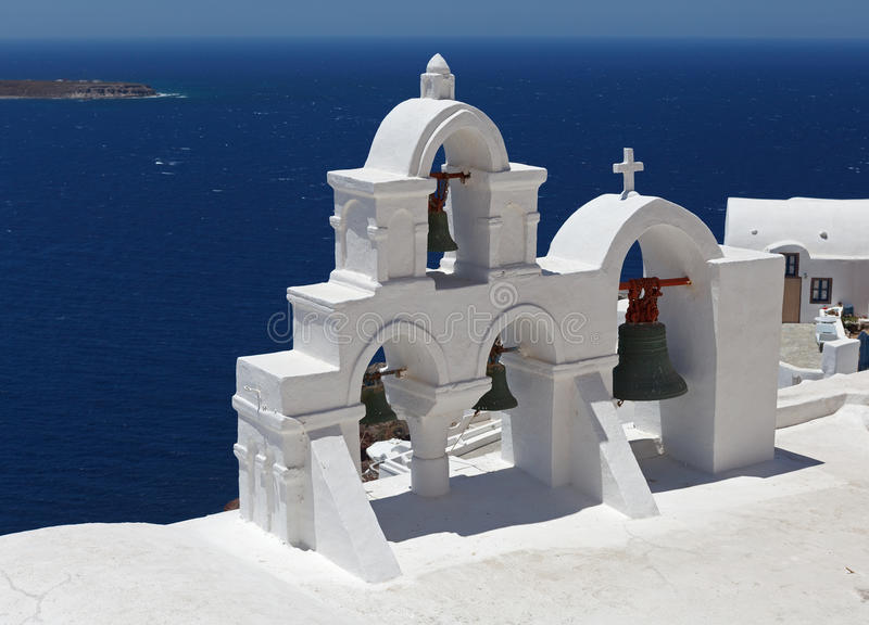 Greece, Santorini Views royalty free stock images