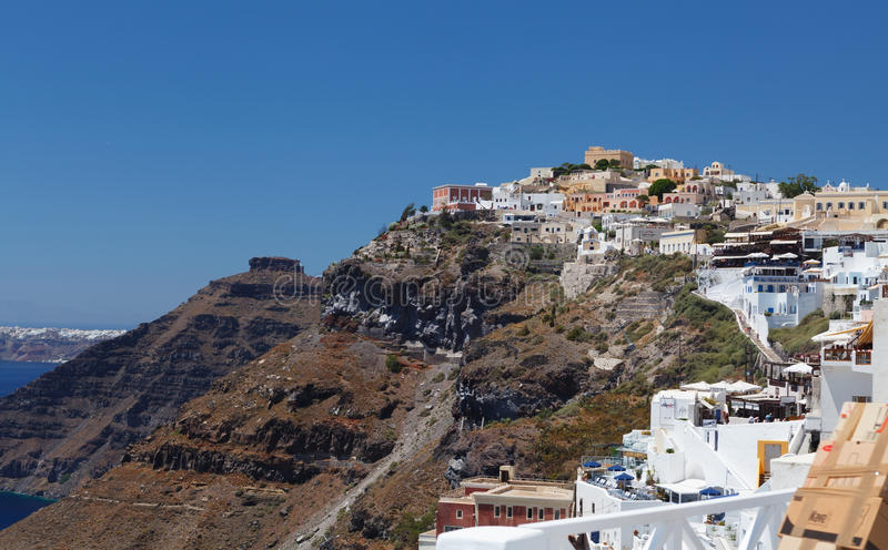 Download Greece, Santorini Views stock image. Image of place, famous - 27324413