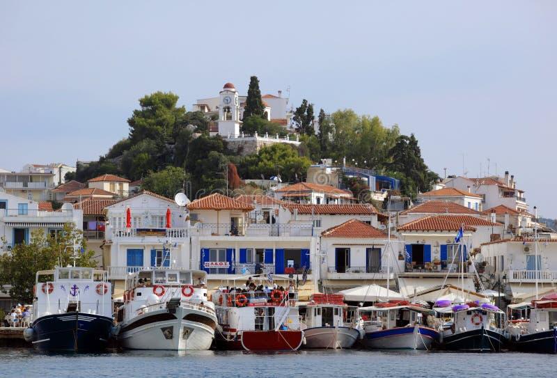 Greece, Skiathos Island stock image