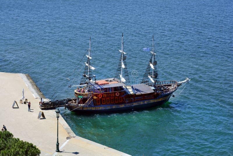 Greece, Thessaloniki royalty free stock photos