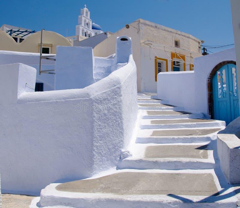 greece ulica obraz stock