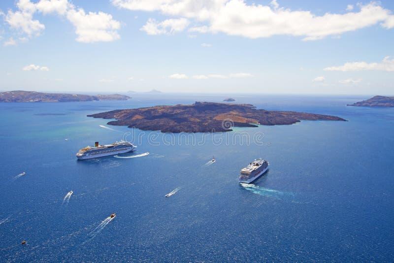 Greece vacation royalty free stock photo
