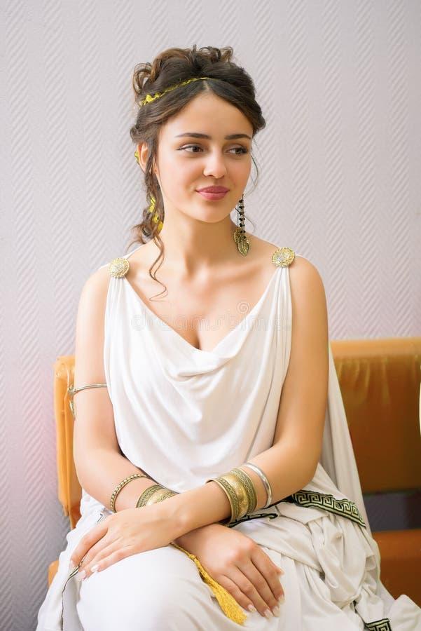 Free Greece Woman Royalty Free Stock Photo - 95268415