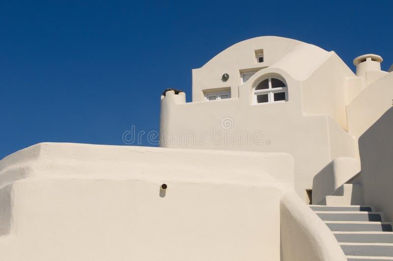 greece wyspy Oia santorini wioska fotografia royalty free