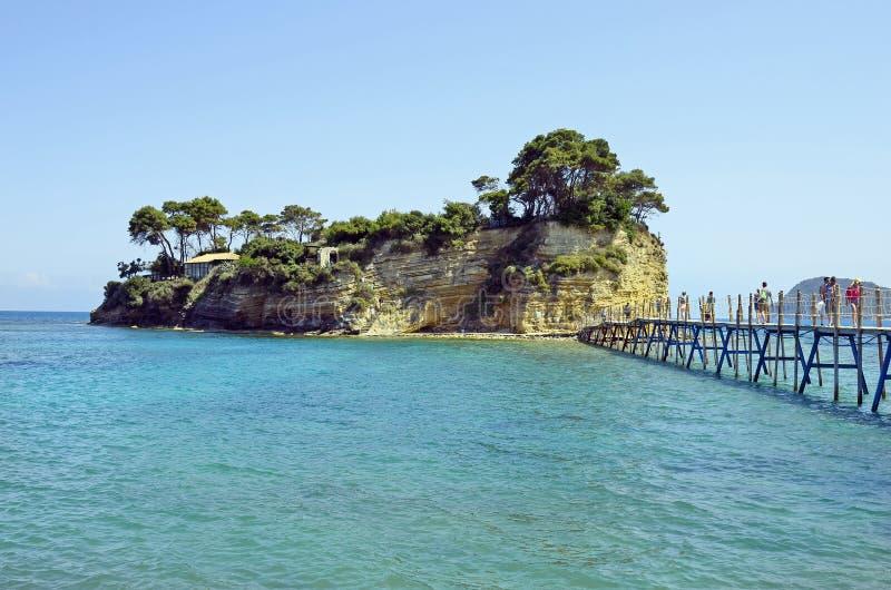 Greece, Zakynthos royalty free stock photography
