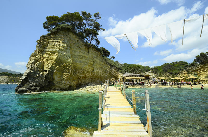 Greece, Zakynthos royalty free stock photos