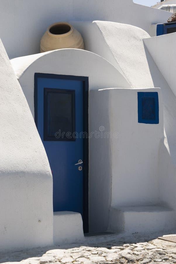 Download Greek aegean style stock image. Image of mediterranean - 3163373