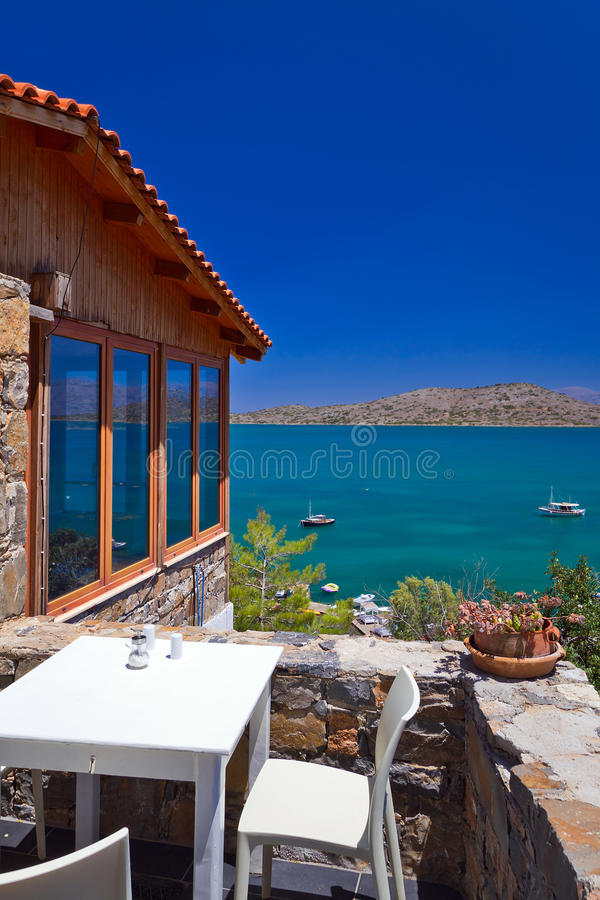 Download Greek Architecture On Crete Stock Image - Image: 26805151