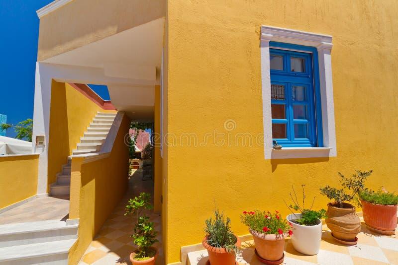 Download Greek Architecture Of Santorini Island Stock Image - Image: 26805917