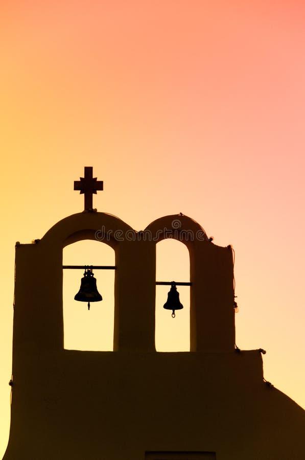 Greek Church royalty free stock photography