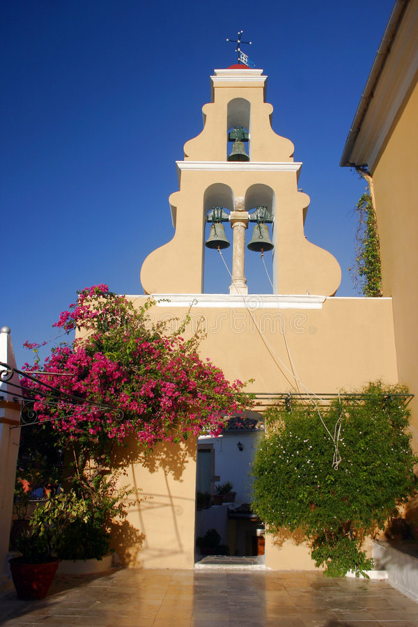 Free Greek Church Stock Images - 4295234