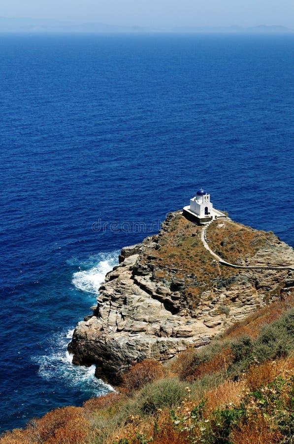 Free Greek Church On Sifnos Island Royalty Free Stock Photo - 22603035