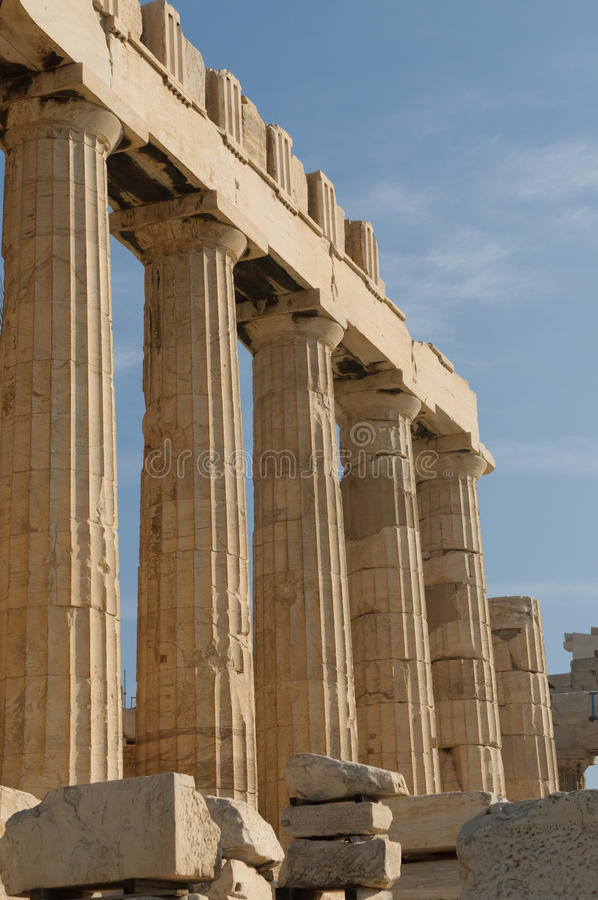 Download Greek Columns, Acropolis, Athens Stock Photo - Image: 13222210