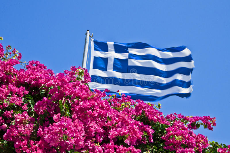 Greek of Nature royalty free stock images