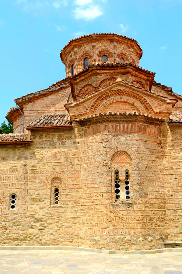 Greek orthodox church royalty free stock image