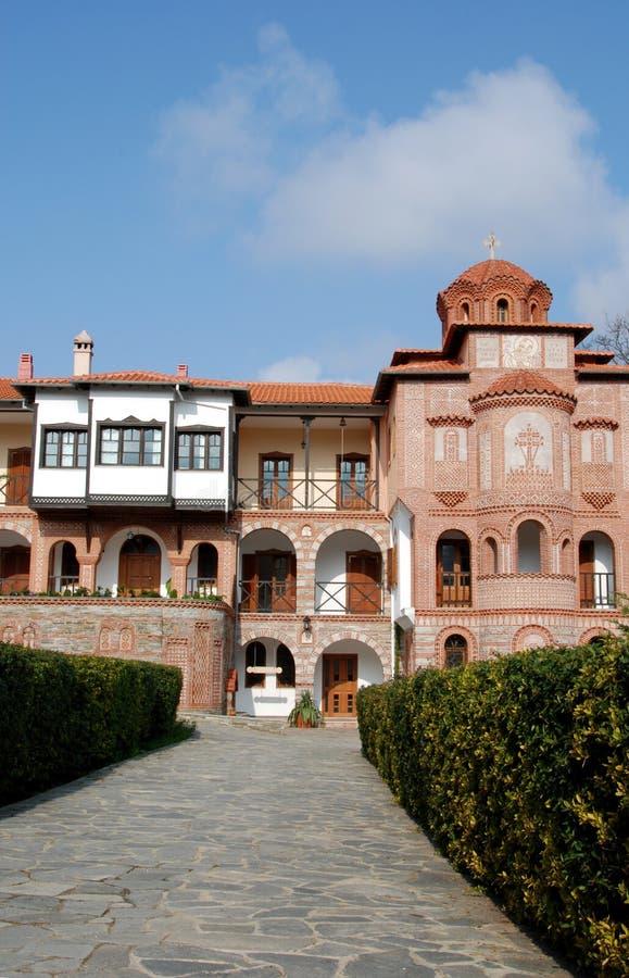 Download Greek Orthodox Monastery Royalty Free Stock Photo - Image: 6927315
