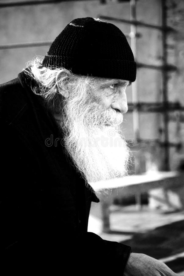 Free Greek Orthodox Monk Stock Photos - 47213723