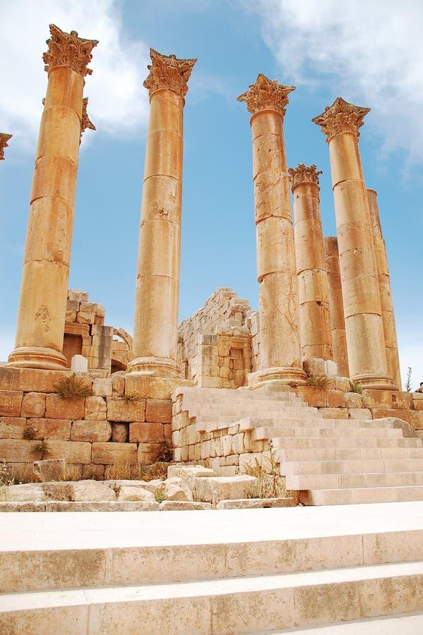 Greek Ruin Royalty Free Stock Photos