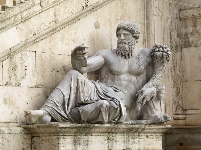 Greek statue royalty free stock image
