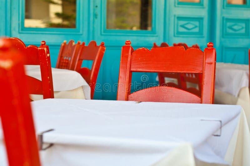 Download Greek tavern stock image. Image of greece, construction - 26555051