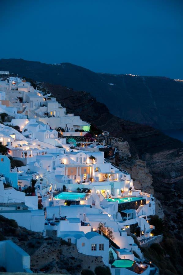 Download Greek Tourism stock image. Image of europe, night, mediterranean - 14294399