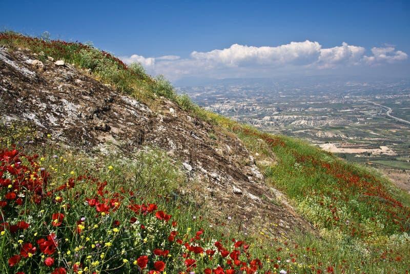 Download Greek View, Acrocorinth Royalty Free Stock Photos - Image: 11103268