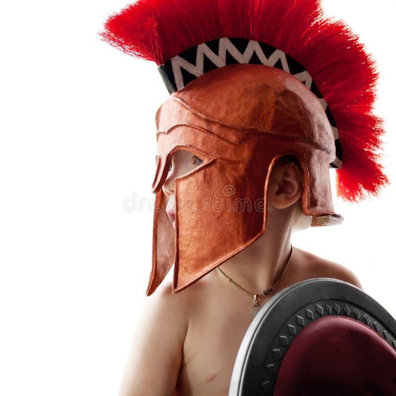 Free Greek Warrior Stock Photo - 27474750