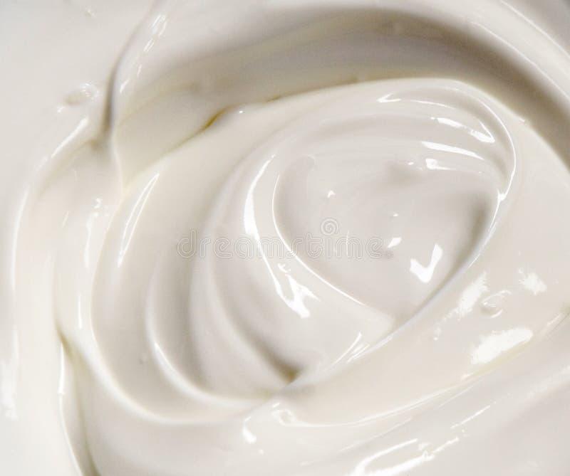 Greek yoghurt royalty free stock image