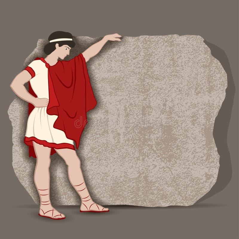 Greekboy бесплатная иллюстрация