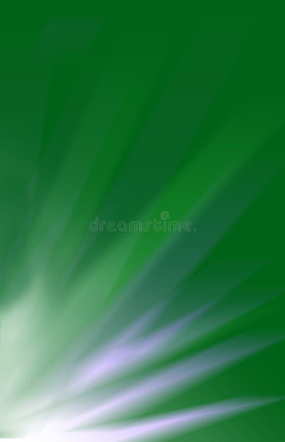 green ilustracji