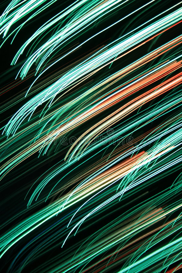 Green abstract royalty free stock images