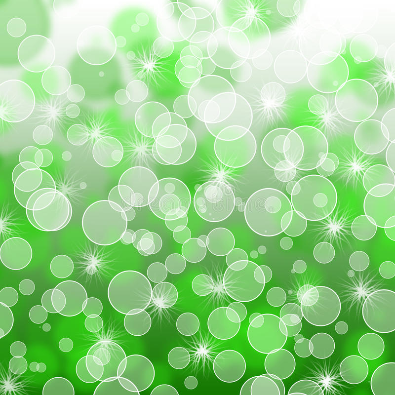 Download Green abstract Background stock illustration. Image of focused - 26611053