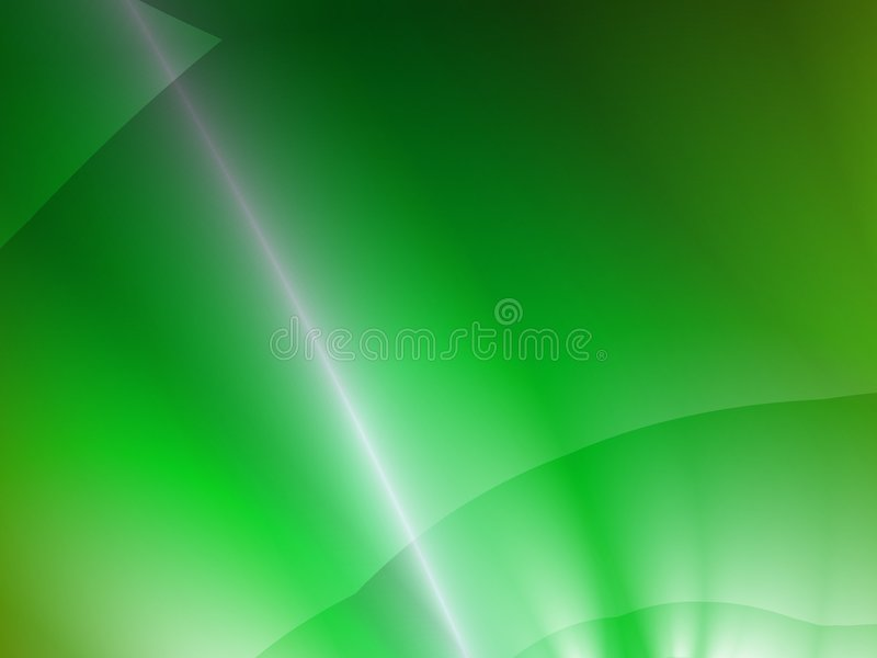 Green abstract background. Abstract green gradient shape background illustration vector illustration