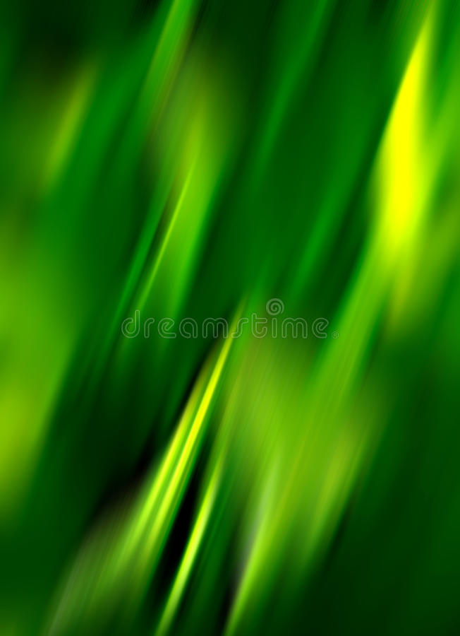 Green Abstract Background Royalty Free Stock Photos