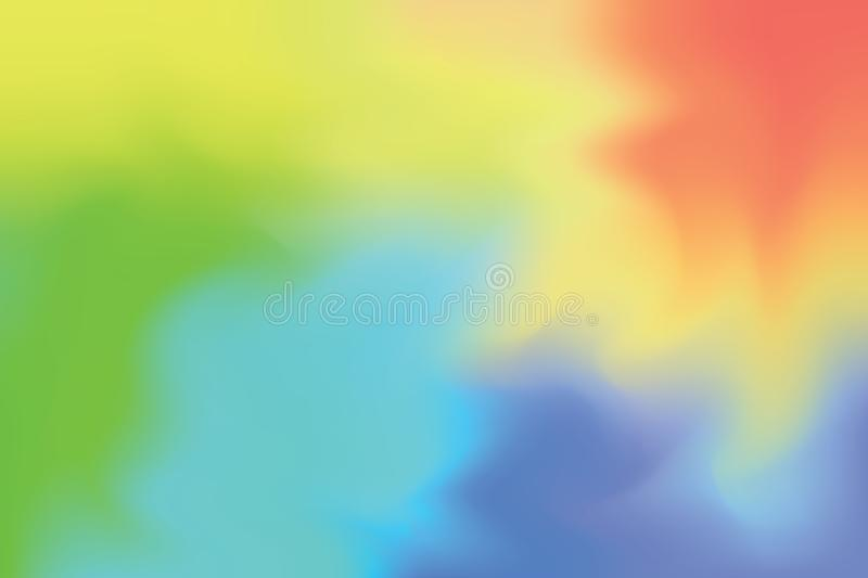 Green Abstract Colorful Bright Color Paint Brush Art Background Multi Painting Acrylic Water Wallpaper Pastel Gradient