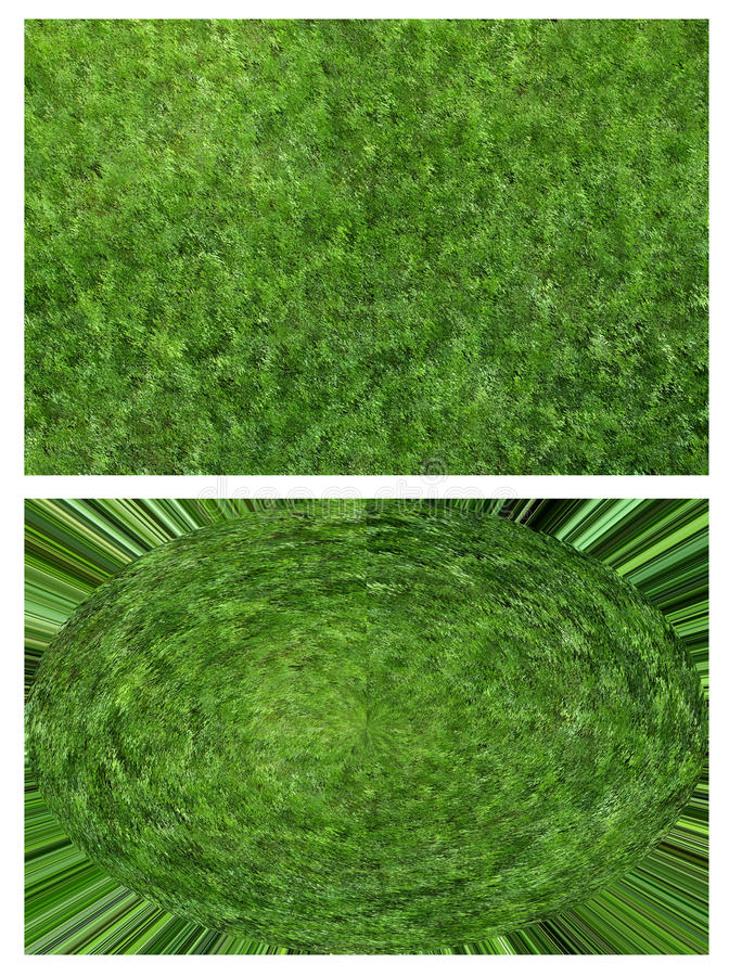 Green abstract concept royalty free stock photo