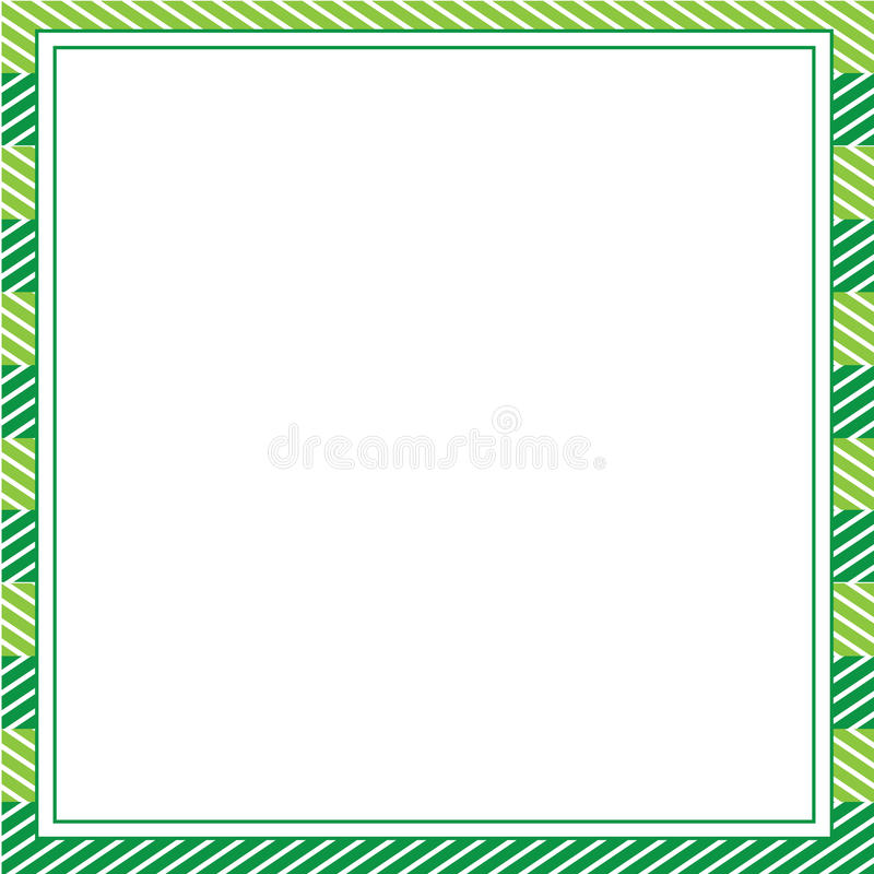 Green abstract frame Template for designs, invitation, party, birthday, wedding. Green abstract frame Template for designs, invitation, party, birthday, wedding vector illustration