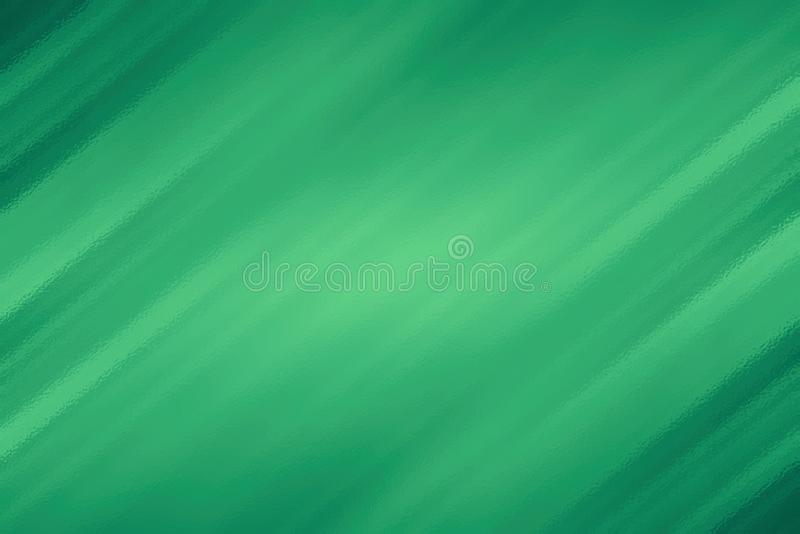Download Green Abstract Glass Texture Background Or Wallpaper Design Pattern Template Stock Illustration