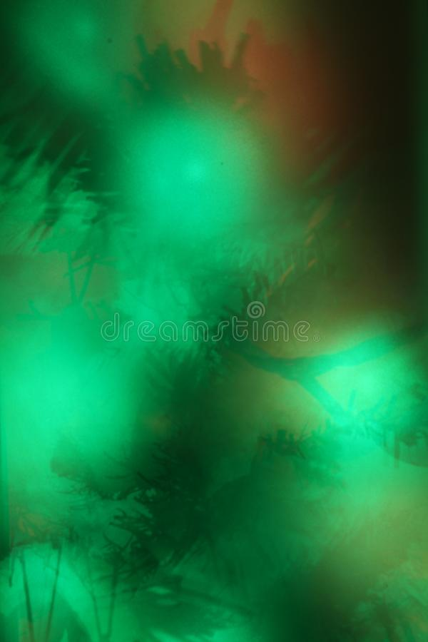 Green abstract pattern for background. Abstract green christmas tree background royalty free stock photos