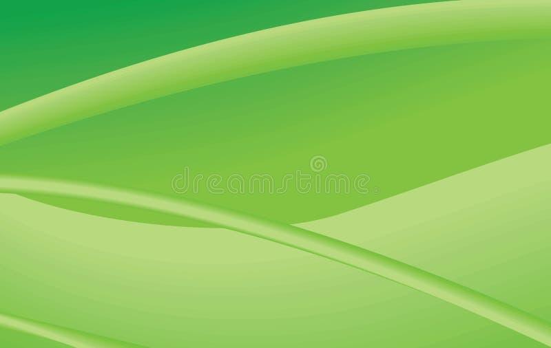 green abstract1 stock illustrationer