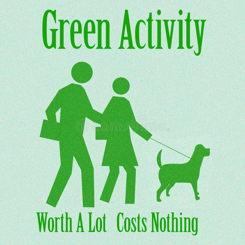 Free Green Activity Stock Image - 17409881